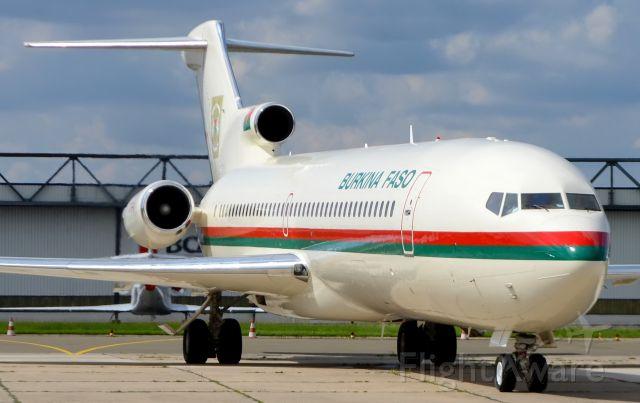 Boeing 727-100 (XT-BFA) - Burkina Faso <br />16/08/2014