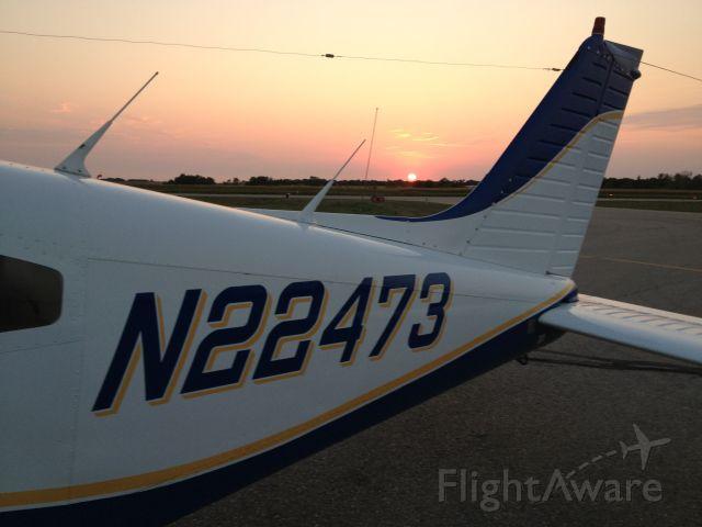 Piper Cherokee (N22473)