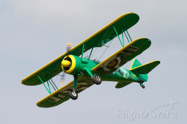 F-AZGR — - Boeing B-75/N1 Stearman