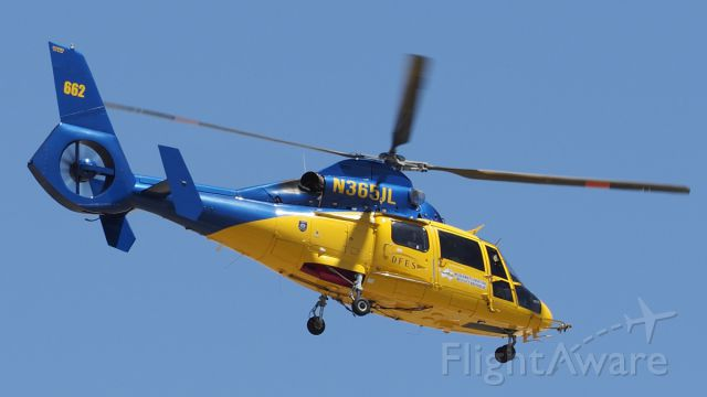 VOUGHT SA-366 Panther 800 (N365JL) - Aerospatiale AS 365 Dauphin N365JL YPJT 180119