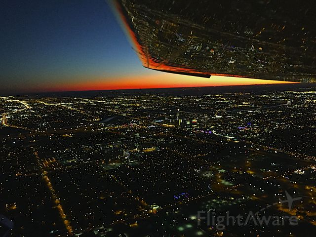 Cessna Cardinal (N18739) - Sunrise over Oklahoma City