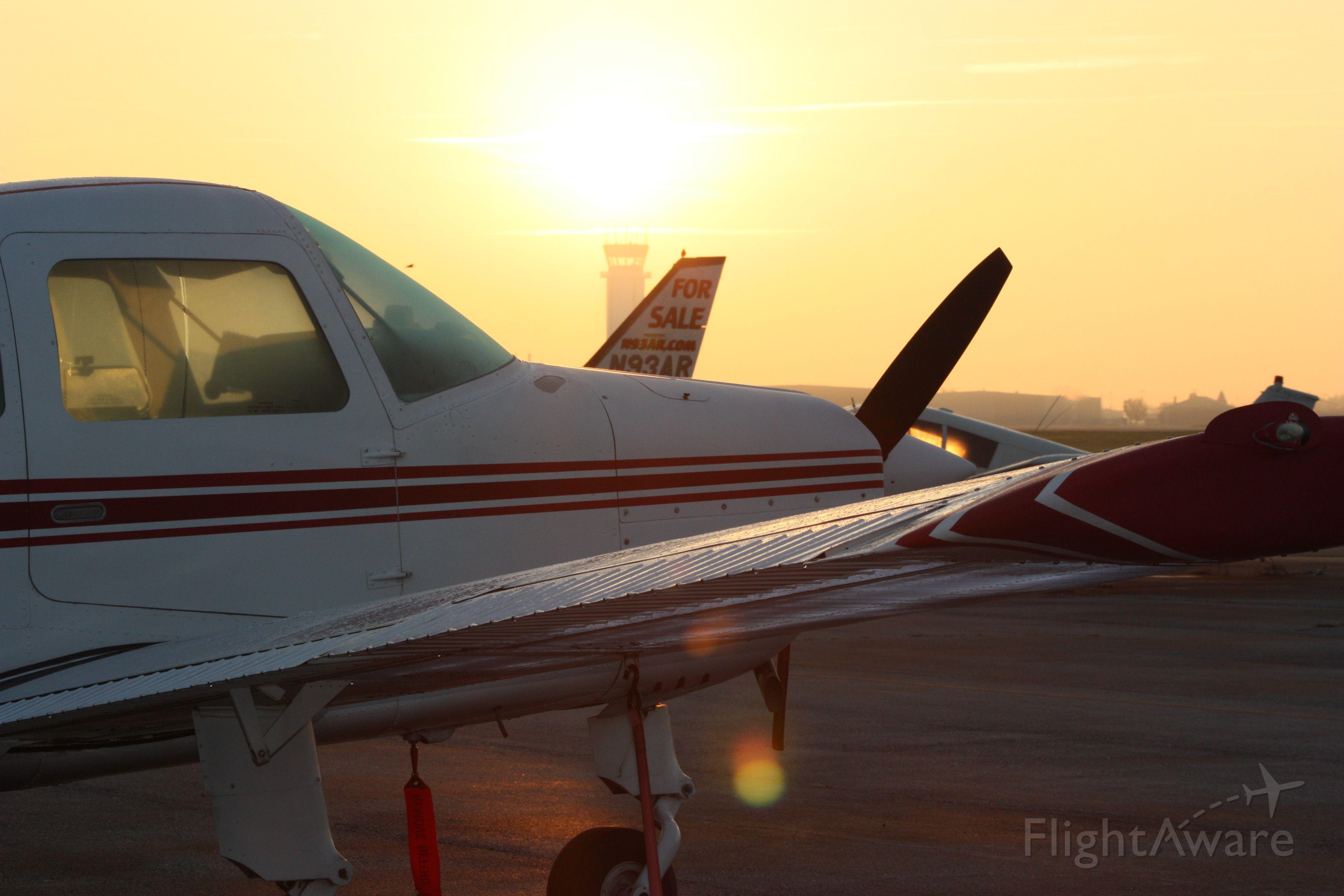 Beechcraft Sundowner (N6708R) - Taken 11-12-12