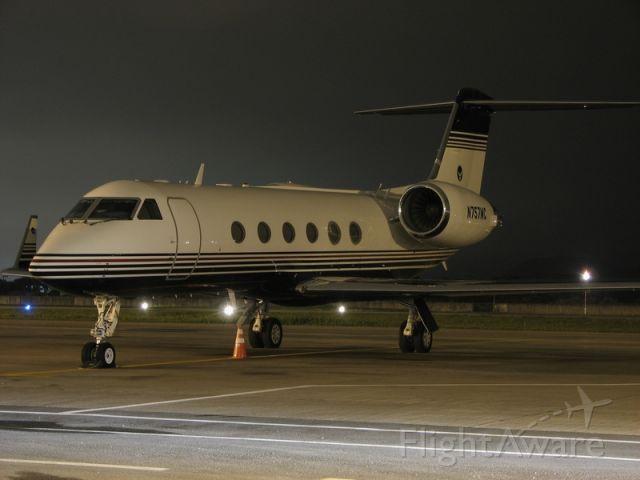 Gulfstream Aerospace Gulfstream IV (N757MC)