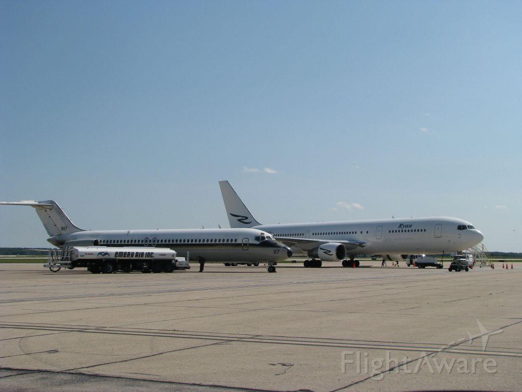 N117 — - USN C-9 and Ryan International