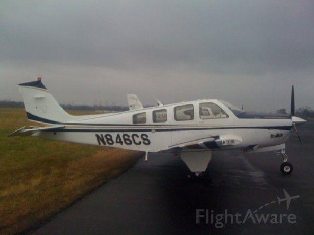 Beechcraft Bonanza (36) (N846CS)