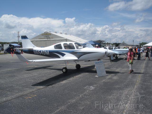 Lancair Lancair 4 (N654DM)
