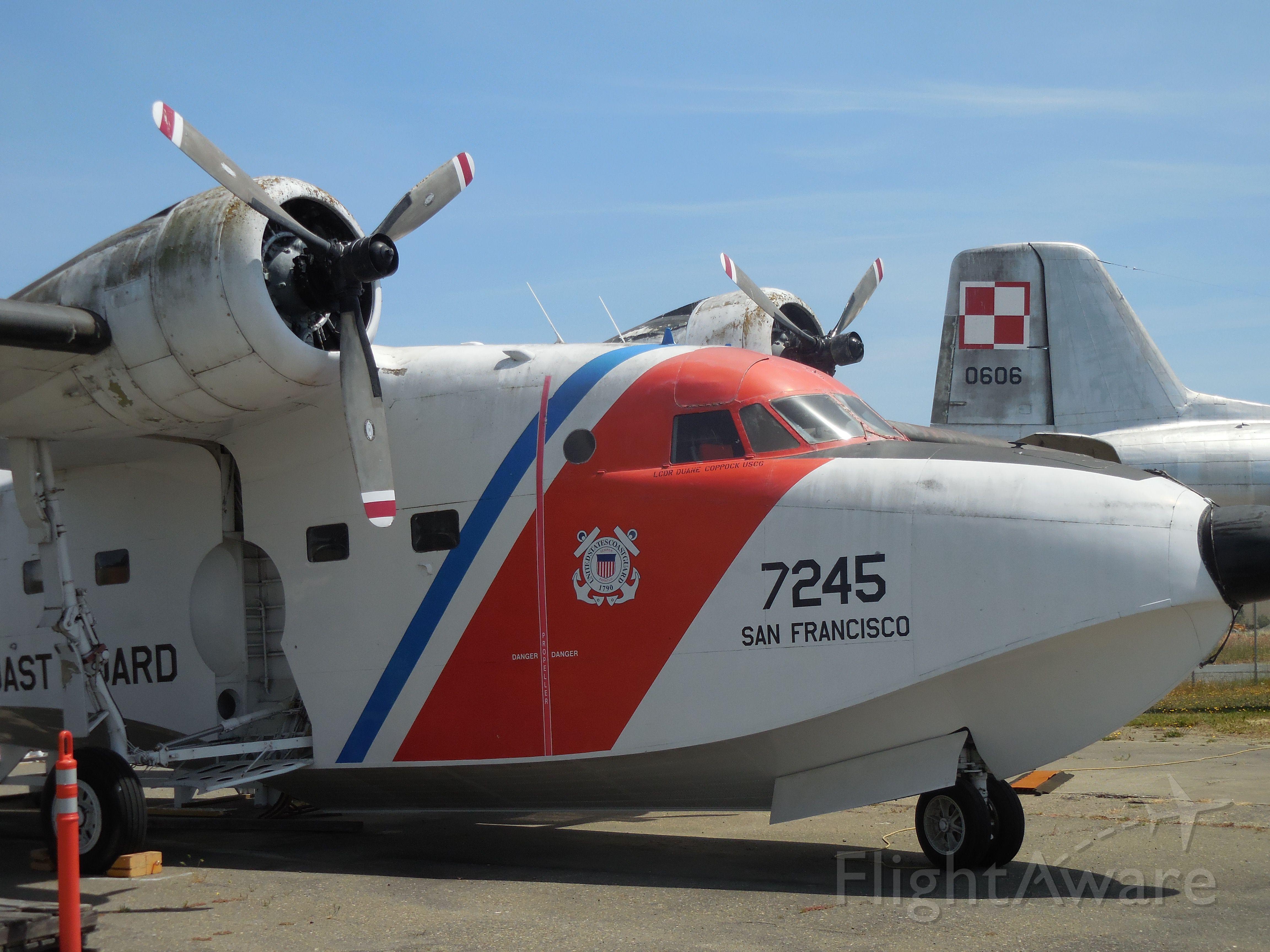 Grumman G-73 Mallard (51-7245)