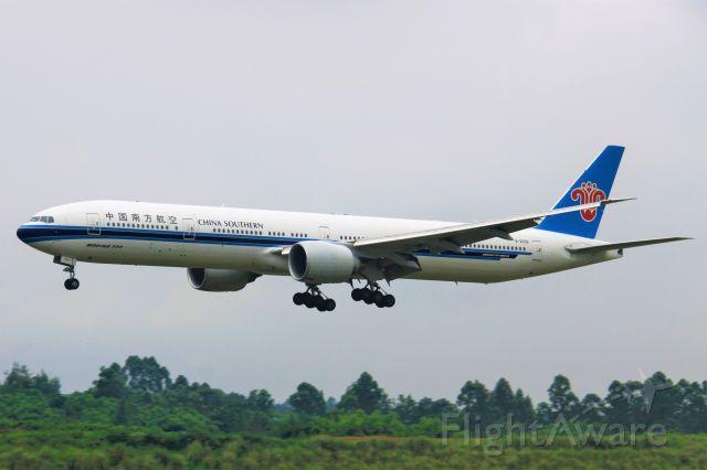 BOEING 777-300ER (B-2099)