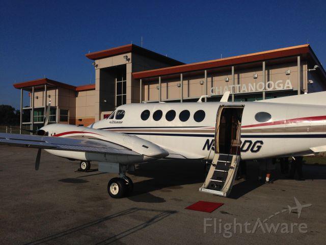 Beechcraft Super King Air 200 (N520DG)