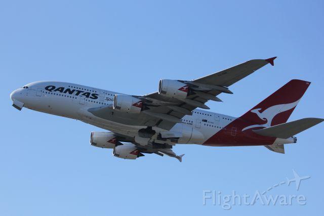 Airbus A380-800 (VH-OQA)