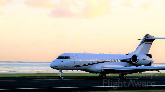 Bombardier Global Express (N963JP)