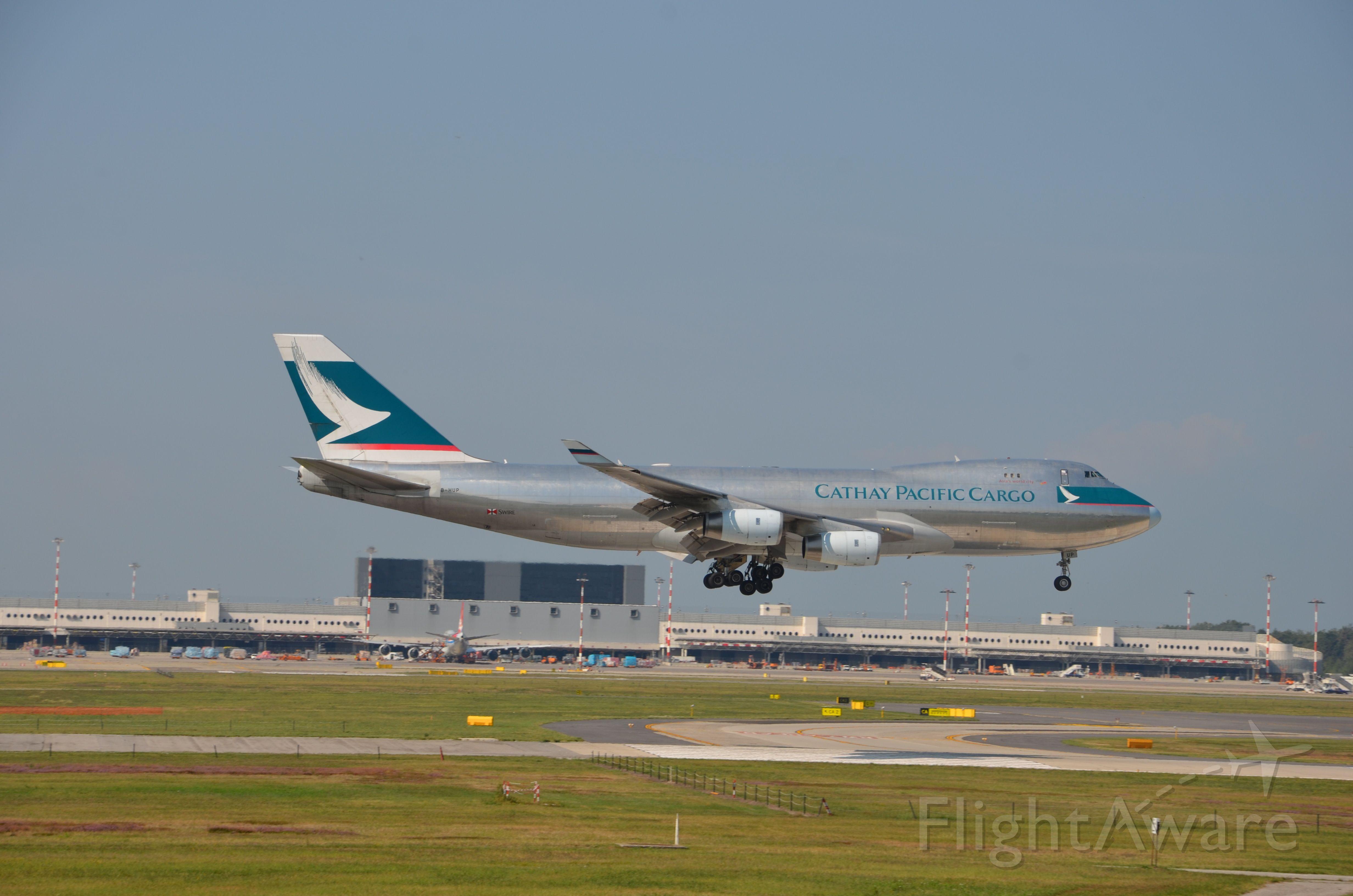Boeing 747-200 (B-HUP)