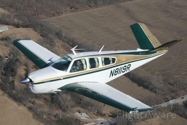 Beechcraft 35 Bonanza (N8119R)