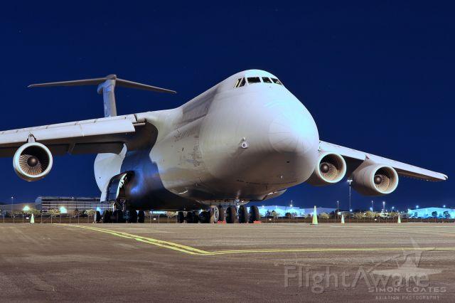 Lockheed C-5 Galaxy (84-0061)