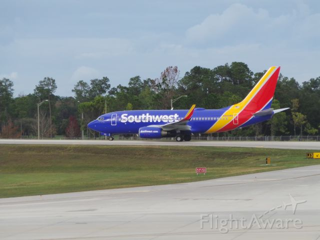 Boeing 737-700 (N933WN) - Southwest 3723 from taking off from MCO to MSY