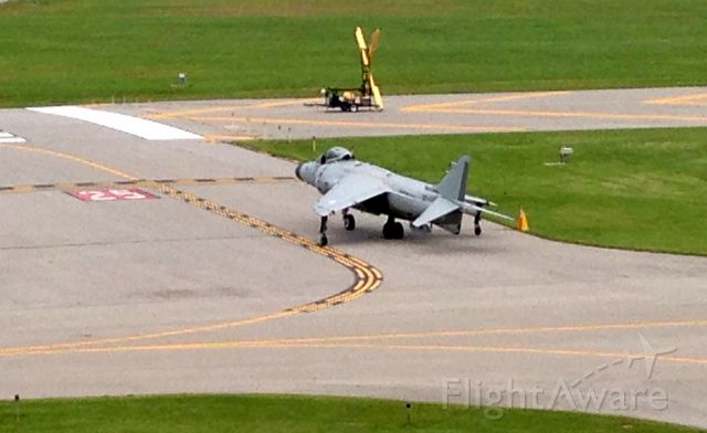 — — - Harrier Jump Jet at 2014 Rochester Air Show