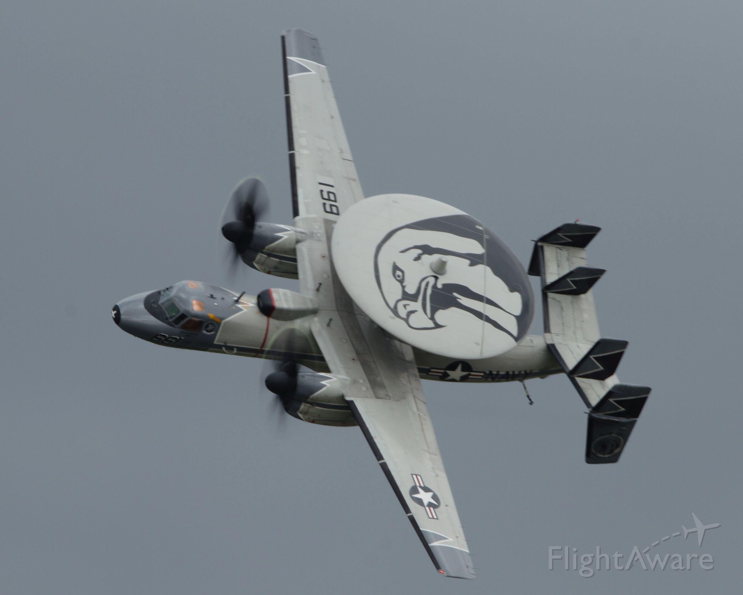16-6503 — - Hawkeye Flyby