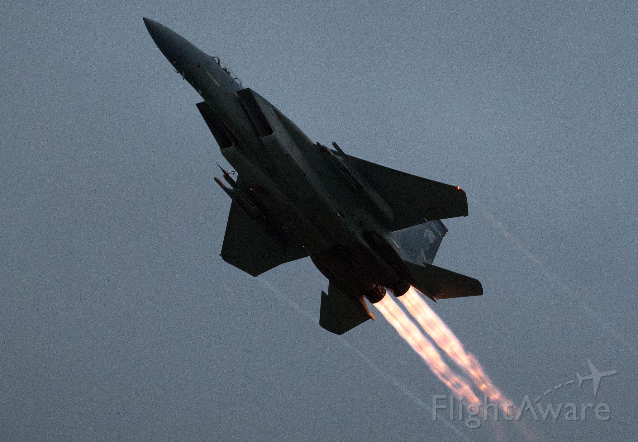 McDonnell Douglas F-15 Eagle (78-0853)