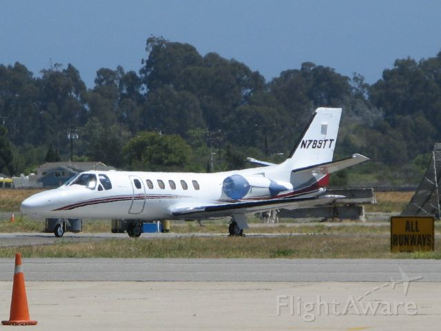Cessna Citation II (N789TT)