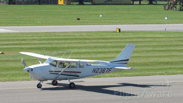 Cessna Centurion (N2387F)