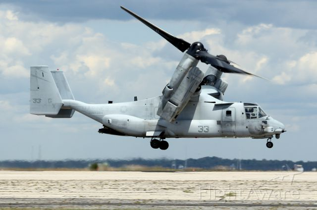 Bell V-22 Osprey (16-8015) - MV-22 Osprey at the Rhode Island National Guard Air Show