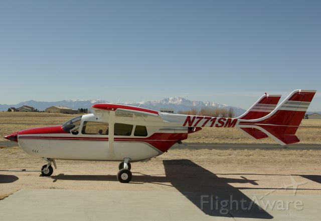 Cessna Super Skymaster (N771SM) - Fresh Paint job