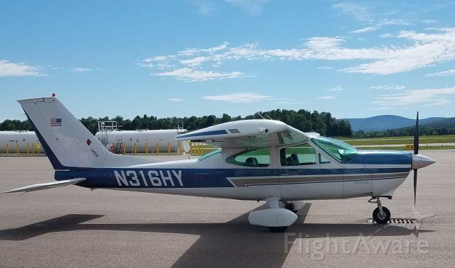 Cessna Cardinal (N316HY)