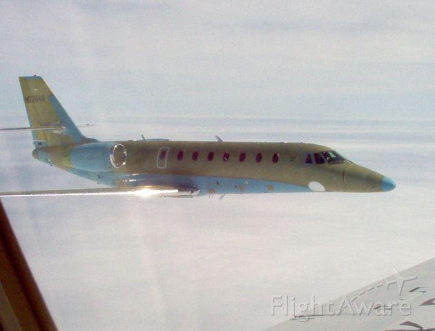 Cessna Citation Sovereign (N52648) - Pre Delivery flight test & evaluation.