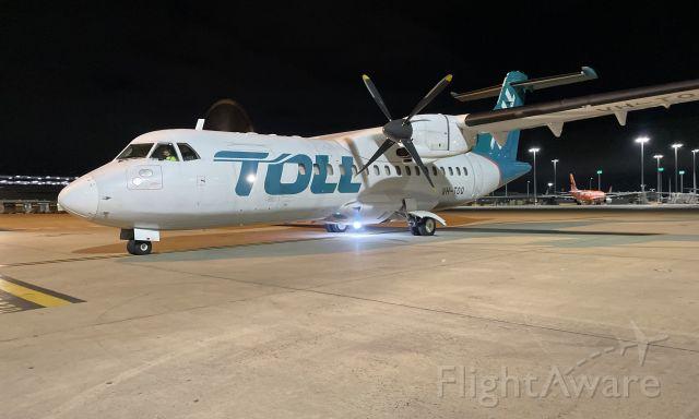 Aerospatiale ATR-42-300 (VH-TOQ)