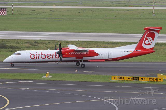 de Havilland Dash 8-300 (D-ABQO)