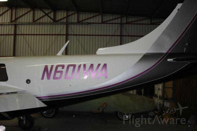 N601WA —