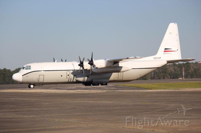 Lockheed C-130 Hercules (N3755P)