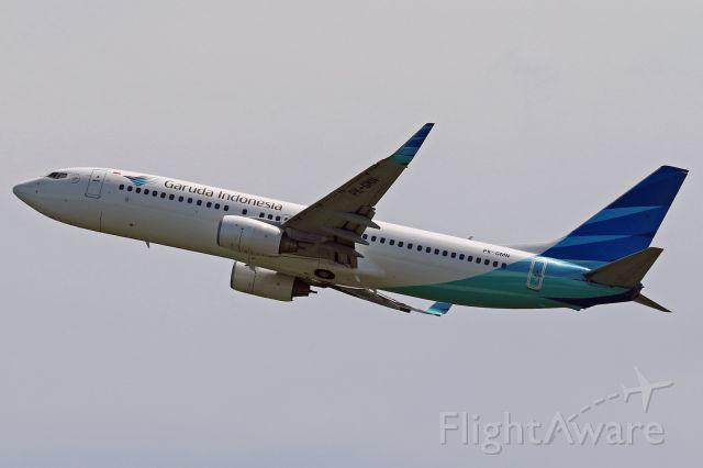 Boeing 737-800 (PK-GMN)