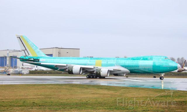 BOEING 747-8 (N626UP)