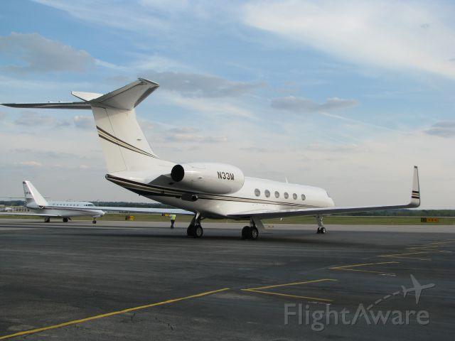 Gulfstream Aerospace Gulfstream V (N33M) - GULFSTREAM AEROSPACE G-V
