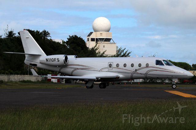 IAI Gulfstream G150 (N110FS)