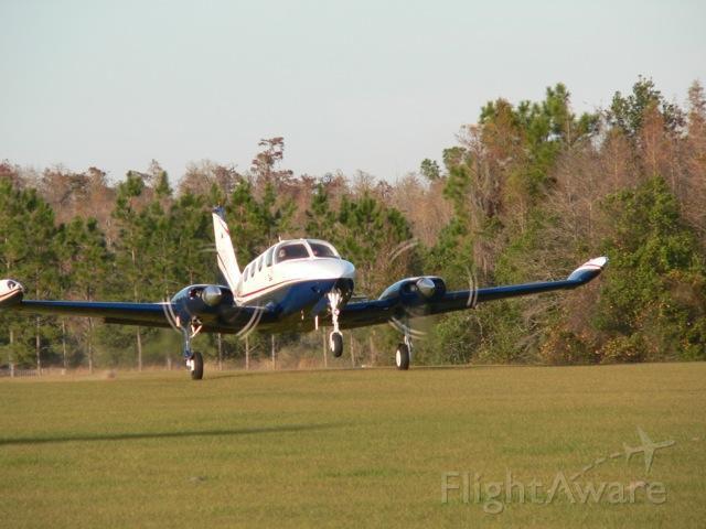 Cessna 335 (YV-1505)