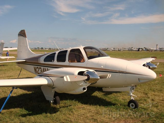 Beechcraft Travel Air (N234M)