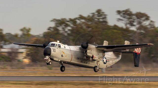 Grumman C-2 Greyhound (N2164) - Grumman C2-A Greyhound