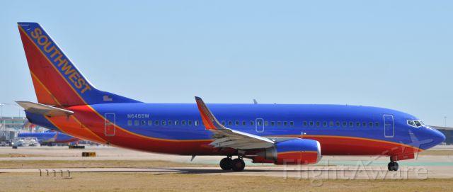 Boeing 737-700 (N646SW)
