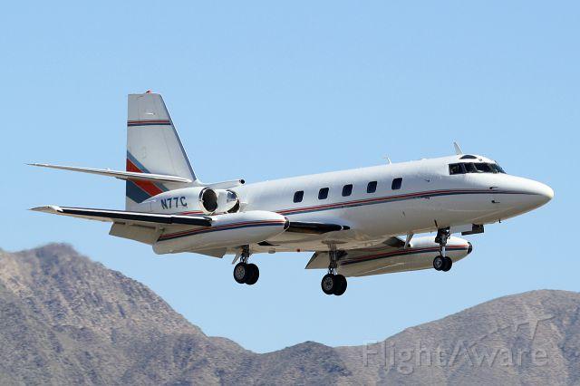 Lockheed Jetstar 2 (N77C)