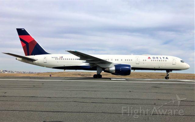 Boeing 757-200 (N650DL) - 2pm run up ?