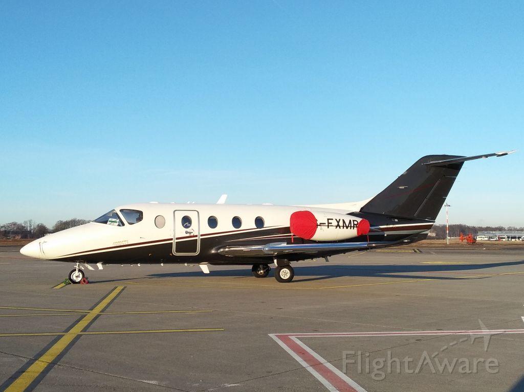 Beechcraft Beechjet (G-FXMR)