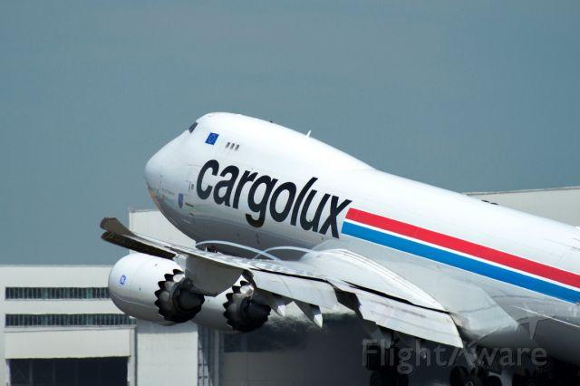 BOEING 747-8 (LX-VCC)