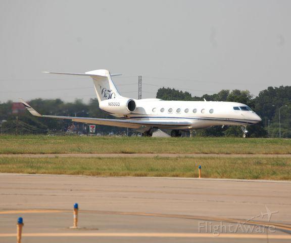 Gulfstream Aerospace Gulfstream G650 (N650GD)