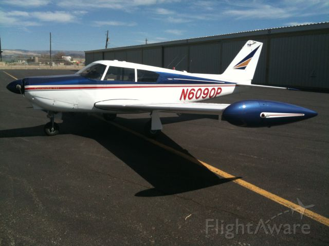 Piper PA-24 Comanche (N6090P) - Fresh out of annual 2012!