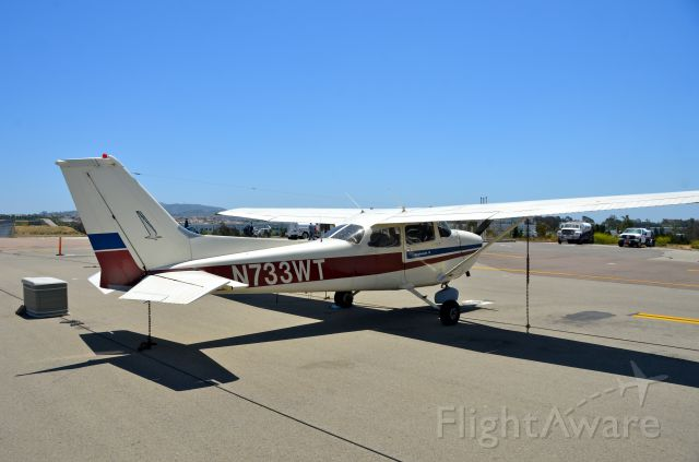 Cessna Skyhawk (N733WT)