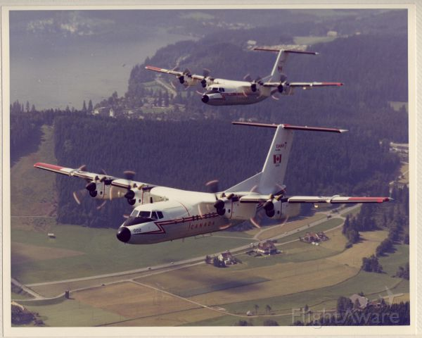 De Havilland Canada Dash 7 — - Buffalo Transports