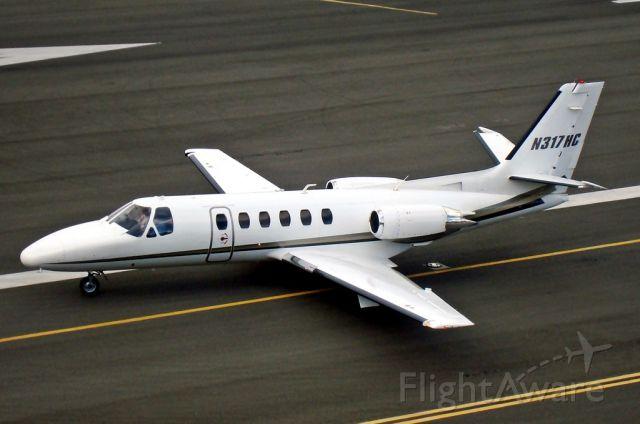 Cessna Citation II (N317HC)