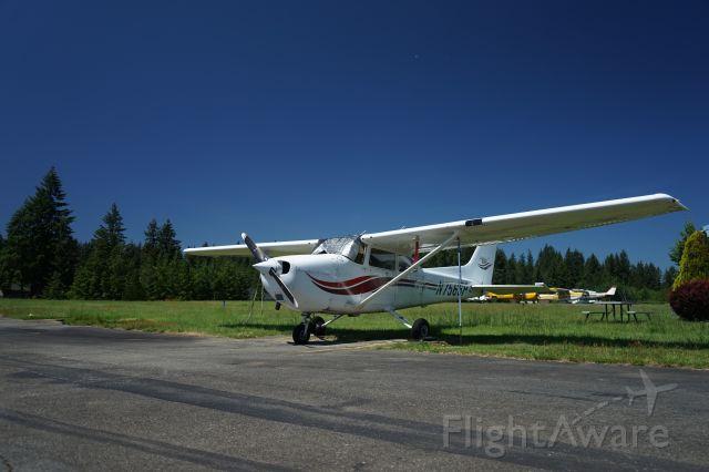Cessna Skyhawk (N456SP)